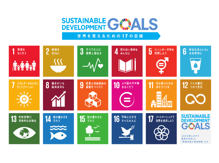 SDGs ( Sustainable Development Goals)