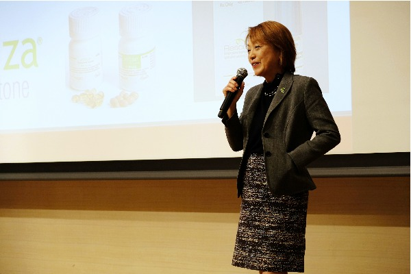 Special Lecture by Dr. Sachiko Kuno: