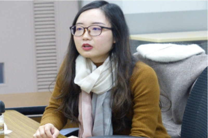 IR College Graduate talks about Academic Life in the U.S.