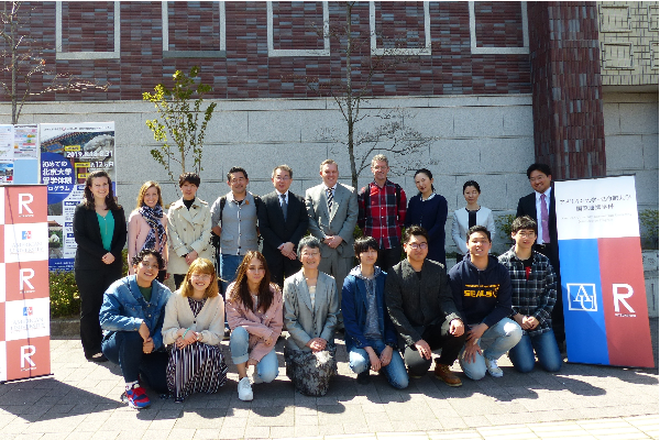 The second cohort of RU Home Students enrolled in the Joint Degree Program