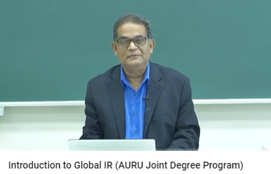 Video Lecture: Introduction to Global IR
