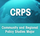 CRPS Community and Regional Policy Studies Majar