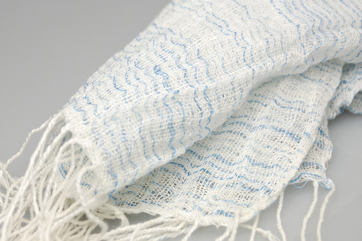 Omi linen scarf
